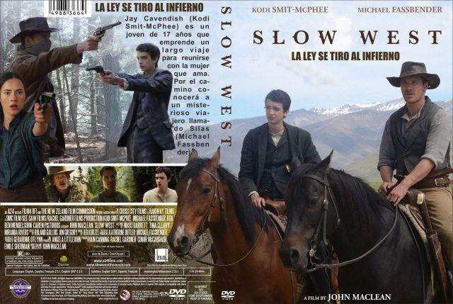 Slow West Custom Por Jonander1 - dvd