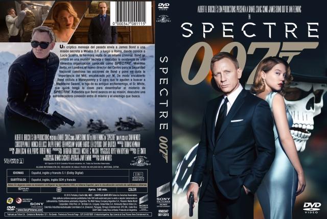 Spectre Custom V3 Por Kal Noc - dvd