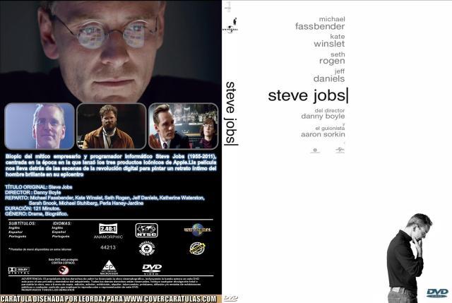 Steve Jobs Custom V2 Por Leordaz - dvd