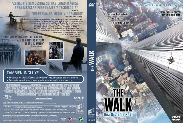 The Walk Custom Por Lolocapri - dvd