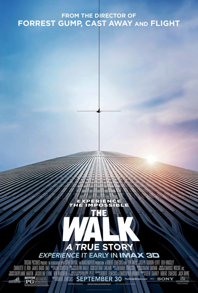 the walk poster