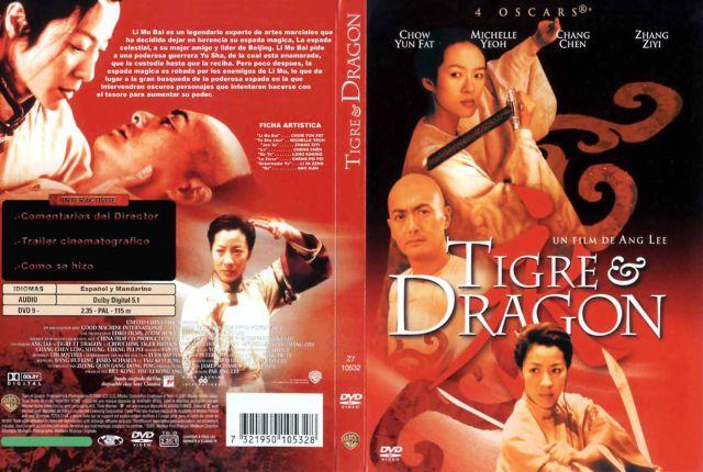 Tigre Y Dragon V2 Por Vipermai - dvd