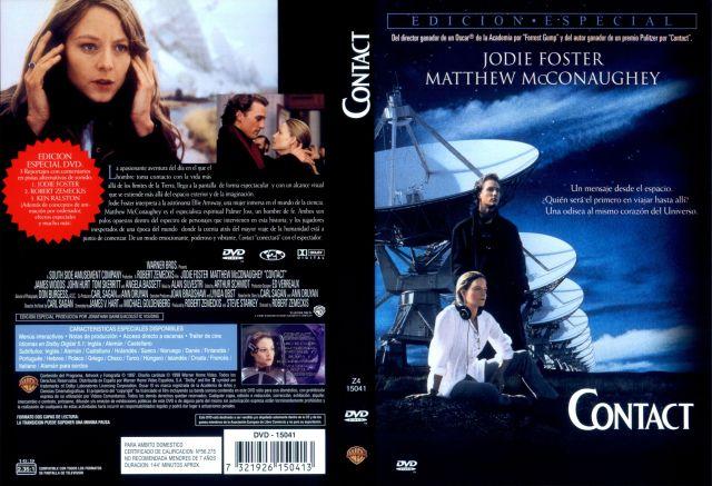 Contact Edicion Especial Por Amtor - dvd