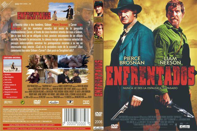 Enfrentados Custom Por Barceloneta - dvd