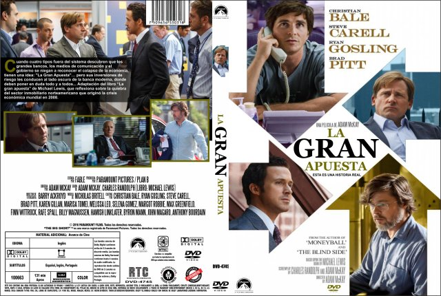 La Gran Apuesta Custom V2 Por Fable - dvd