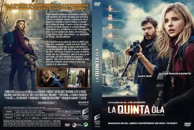 La Quinta Ola Custom Por Lolocapri - dvd