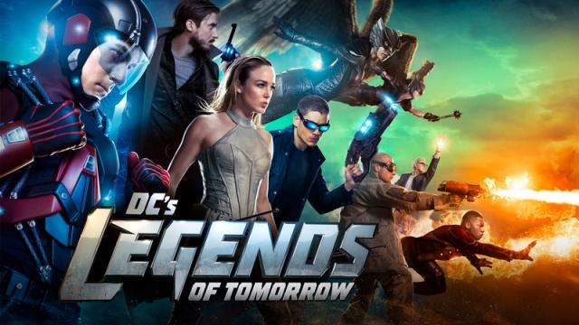 legens of tomorrow