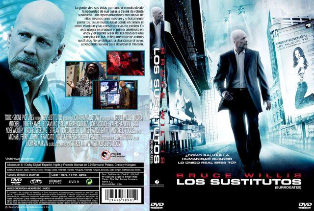 Los Sustitutos Custom V4 Por Anrace58 - dvd