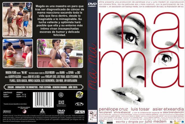 Ma Ma 2015 Custom Por Jonander1 - dvd