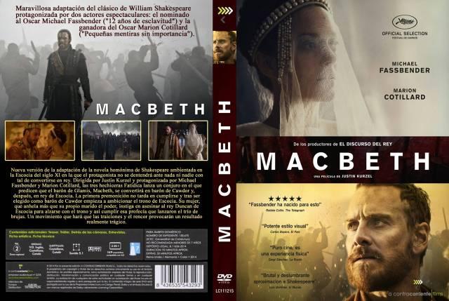 Macbeth 2015 Custom Por Lolocapri - dvd