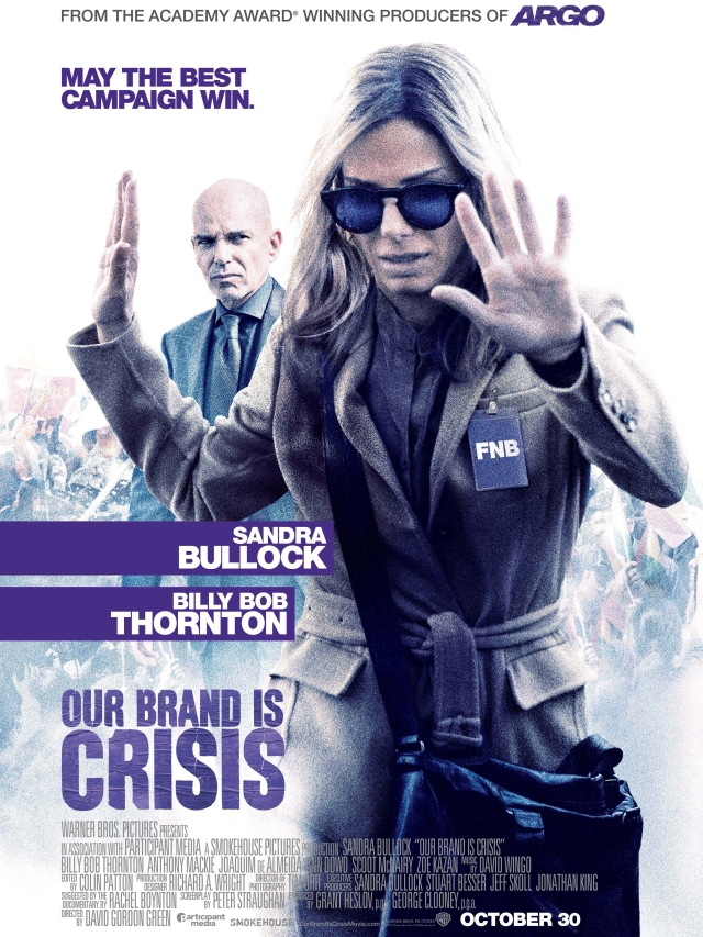 Our Brand Is Crisis (2015) 1