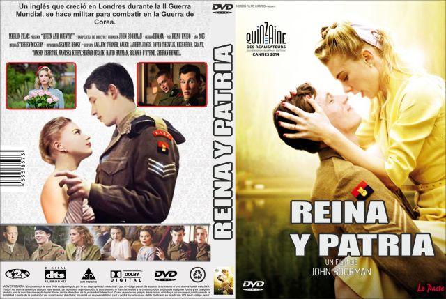 Reina Y Patria Custom Por Jonander1 - dvd(1)