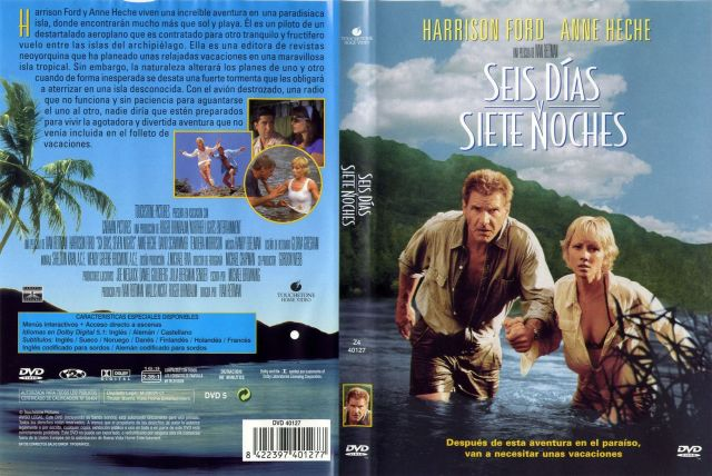 Seis Dias Y Siete Noches Por El Verderol - dvd