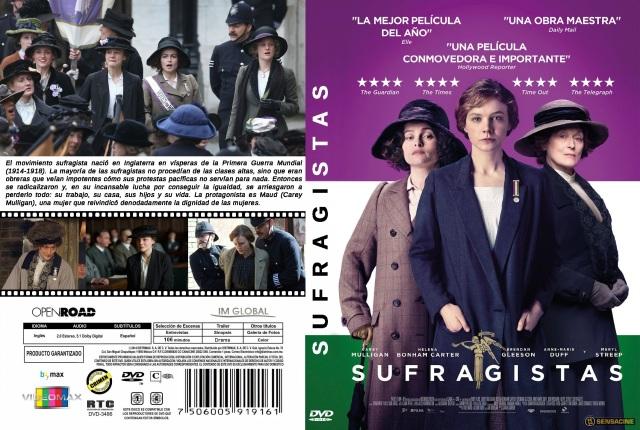 Sufragistas Custom V2 Por Albertolancha - dvd