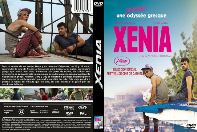 Xenia 2014 Custom Por Jonander1 - dvd